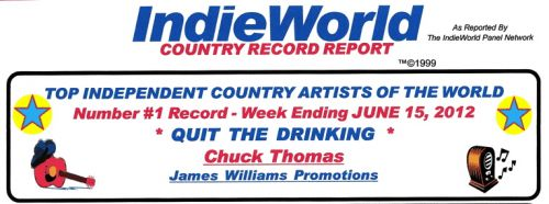 Indie World Chuck Thomas Award